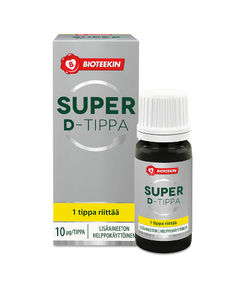 Super D-tippa, 8ml