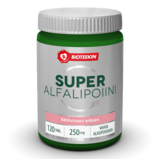 Super Alfalipoiini 250mg, 120kpl
