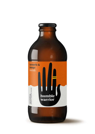 Kurkuma -ja mangojuoma, Humble warrior 300ml