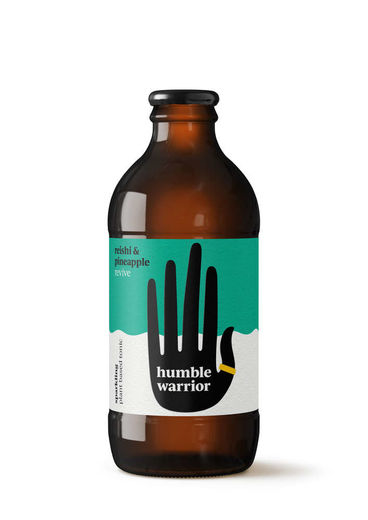 Reishi -ja ananasjuoma, Humble warrior 300ml