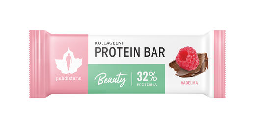 KOLLAGEENI PROTEIN BAR - VADELMA
