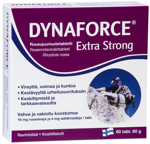 Dynaforce® Extra Strong, 60tabl.