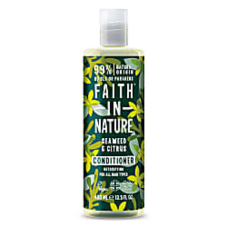 FAITH IN NATURE Hoitoaine merilevä & sitrus 400ml