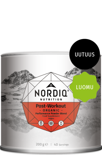 Organic Post-Workout Powder