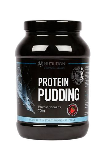 Protein Pudding, Vadelma 700g