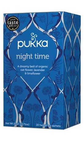 Pukka Night Time, 20pss